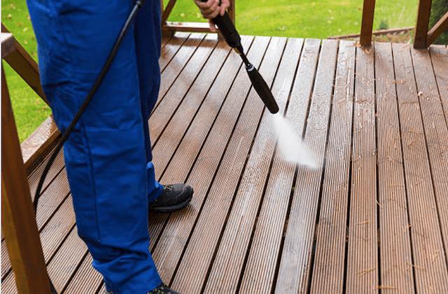 deck cleaning largo