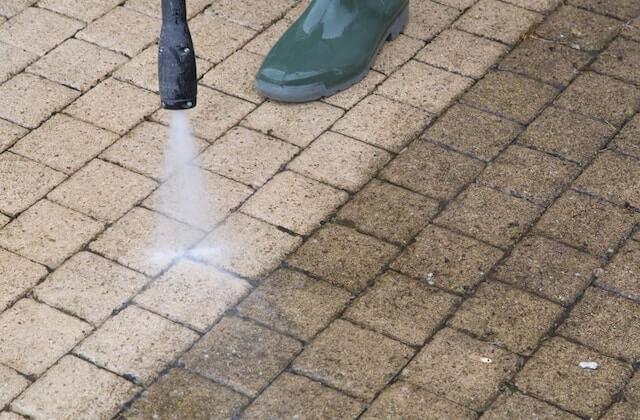 largo patio cleaning